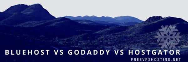 godaddy versus bluehost
