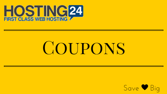 hosting24 coupon