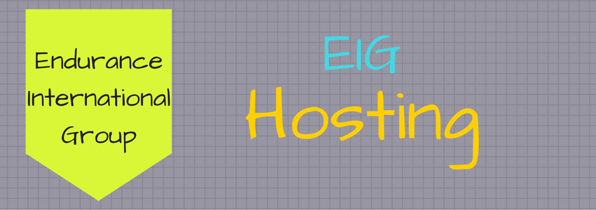 EIG Hosting