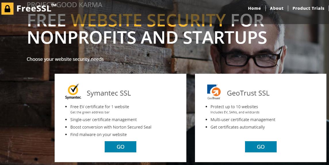 FreeSSL Free SSL Certificate