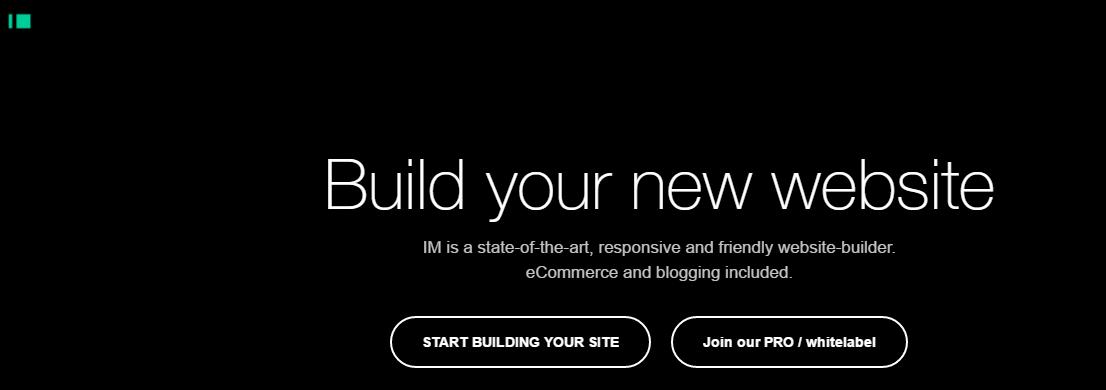 IMCreator Free Web Creator