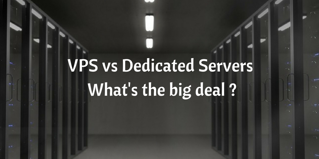 vps vs dedicated server