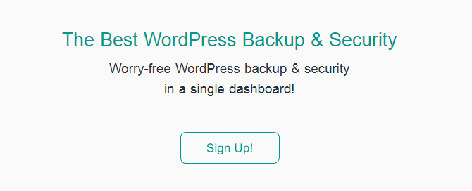 BlogVault WordPress Backup Security Staging Plugin