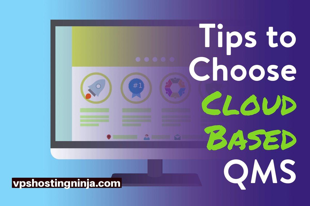 cloud based qms