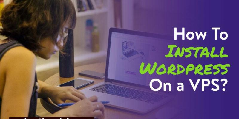 install wordpress on vps