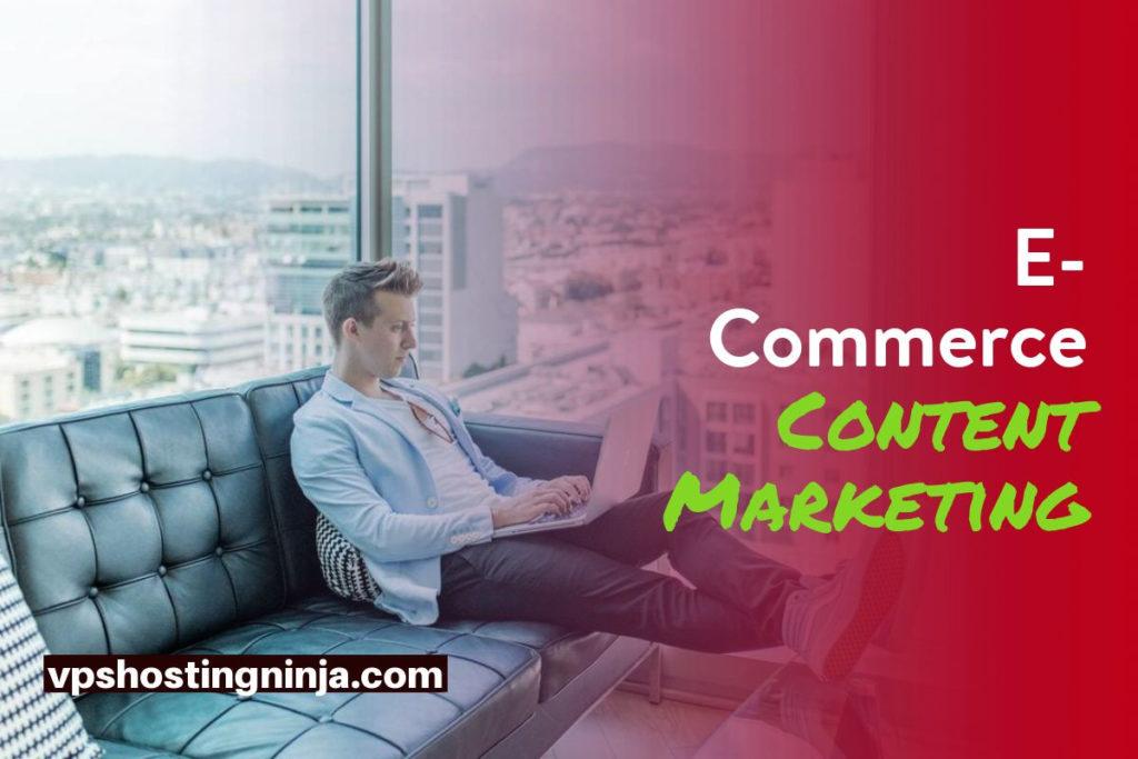 e-commerce content marketing