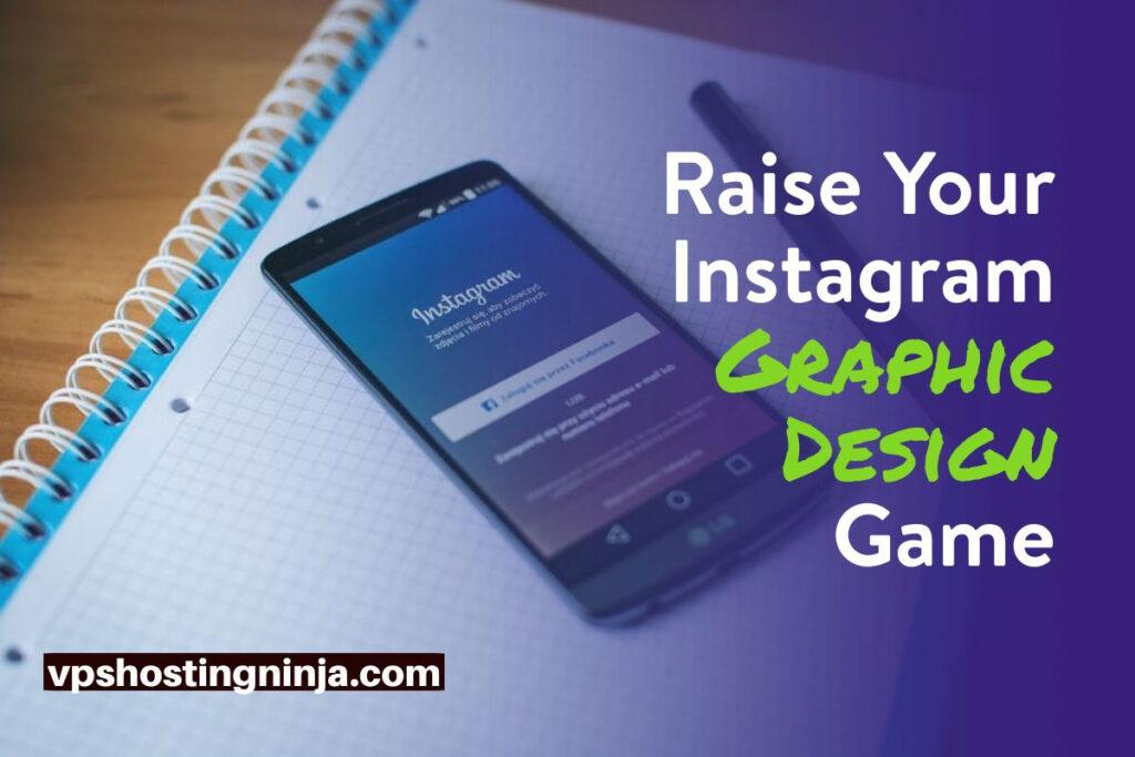 Instagram graphic design