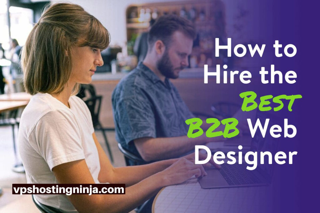 hire b2b web designer