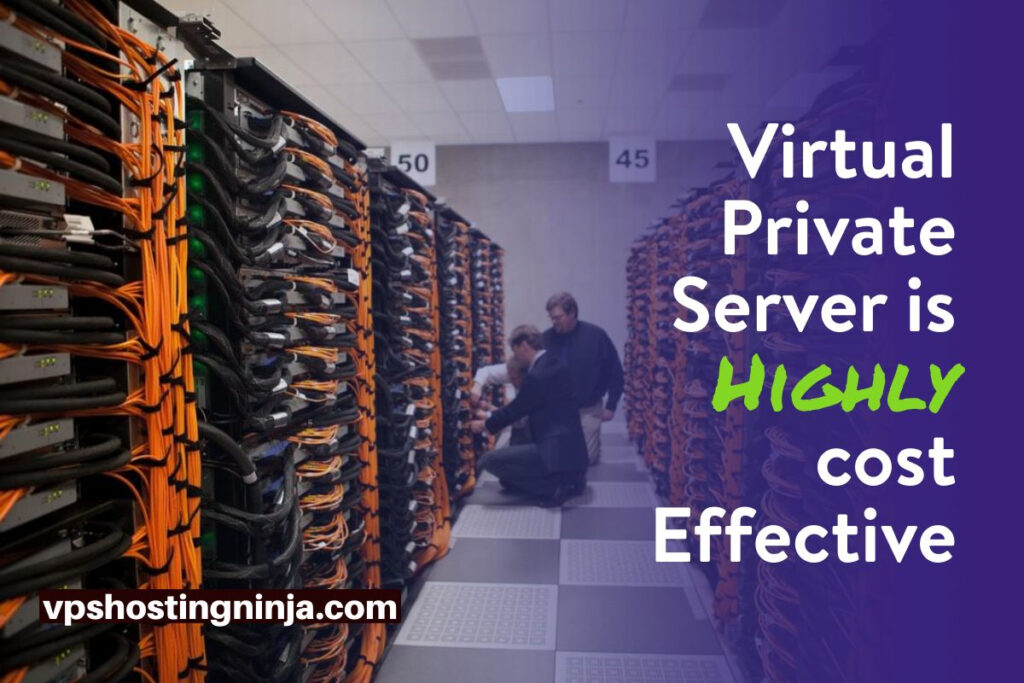 vps is cost effective